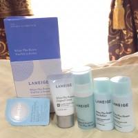 Laneige White Plus Renew Trial Kit 5 items