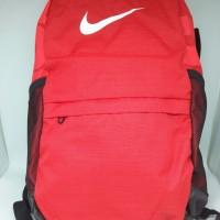 Tas ransel Backpack Nike original Nike Brasilia University merah 2018