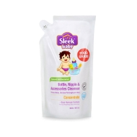 Sleek baby pencuci botol, dot dan accesories baby 900ml