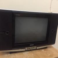 Dijual cepat TV tabung bekas Sharp 21 inch
