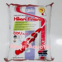 Hikari Friend Size Large ( L ) 10kg / 10 kg Makanan / Pakan Koi