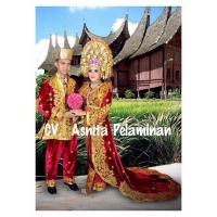 Harga baju pengantin padang adat | Pembandingharga.com
