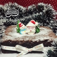 Kue Natal / Brownies Natal