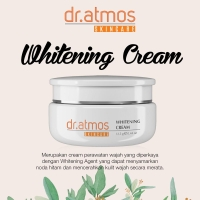 dr Atmos Whitening Cream - Anti Flek Krim Malam ( 08 005 002 )