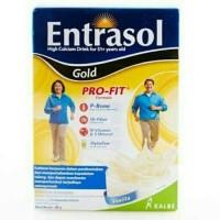 Entrasol Gold 600gr Vanila and Coklat