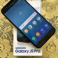 Samsung J5 pro black second 4bulan