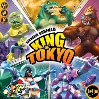 King of Tokyo Board Game ( Original ) / BoardGame / Games
