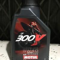 Motul 300V 5W-40 ESTER Core Literan untuk motor ASLI DAN MURAH!!