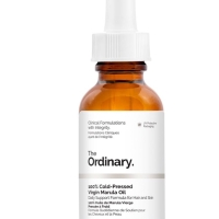 The ordinary 100% organic cold pressed virgin marula oil 30ml