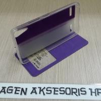 Flip Case Lenovo A6000 Plus A6010 5.0 inchi Sarung Buku UME CLASSIC