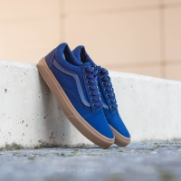 Sepatu Pria - Vans Old Skool Canvas Blue Gum - PRM