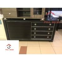 Rak TV sideboard Buffet Kayu Murah Meriah