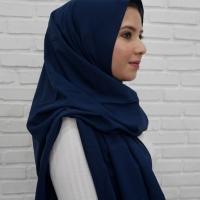 Pashmina / jilbab bahan diamond crepe