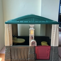 Jual Little Tikes Big House Preloved/ bekas/second Murah