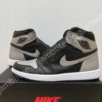 5065c8095ee2 Nike Air Jordan 1 Retro OG Shadow 2018 Sz 9.5 sbb banned purple toe