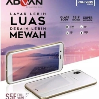 HP ADVAN S5E FULLVIEW4G RAM 1GB