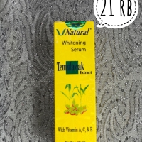 Serum Temulawak V Natural
