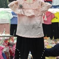 Stelah celana kulot anak perempuan teenie weenie