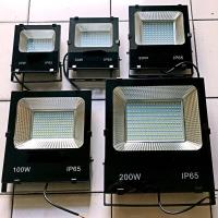 Lampu led sorot 200w 200 watt panggung / tembak / taman / outdoor