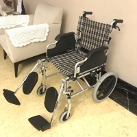 Kursi Roda/ Wheelchair Alum Soleil Ace Hardware (second;mint condition