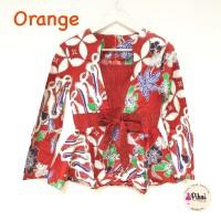 Jual PROMO Baju Batik Modern Wanita / Batik Lengan Panjang / Batik Kantor Murah