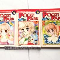 Komik: POCKET PARK 1-3 T // KOLEKTOR, KOLPRI, Serial Candy,Chiaki Yagi