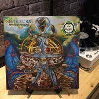 Vinyl Sepultura - Machine Messiah