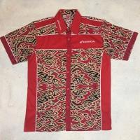 Baju Kemeja MotoGP Honda Batik Kode AKD074