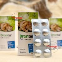obat cacing kucing drontal cat bayer