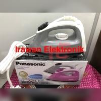 Panasonic Steam Iron Setrika Uap NIV 100 NIV100N Low Watt PROMO MURAH