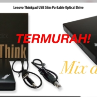 Lenovo Thinkpad USB Slim Optical Drive - DVD-RW external