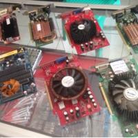 [ BEKAS ] Aneka VGA ATi/NVIDIA DDR3 1GB 64bit PCI Express