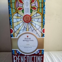 Dom Benedictine The Treasure of The Palace 1Lt Limited Edition
