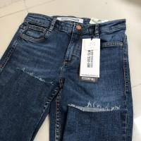 Celana Jeans Zara Original Not Charles Keith Fossil Stradivarius