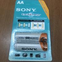 Baterai Cas Sony 4600 Mah AA Batre Charger Sony AA 4600 Mah