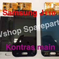 Lcd Touchscreen Samsung J110 J1 Ace Black White Kontras Main