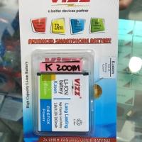 Baterai VIZZ Samsung Galaxy K Zoom Double Power