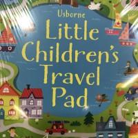 Usborne little childrens travel pad