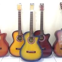 Gitar Akustik Murah Yamaha