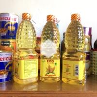 KCO Kie Corn Oil Minyak Masak Jagung 1L