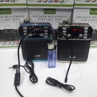 Speaker Megaphone Portable Mini Fleco F 552 Speaker Mic Fleco F-552