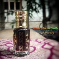 12ML Hindi Assam Oud Parfume Oil (Parfum Minyak Wangi Gaharu Super)