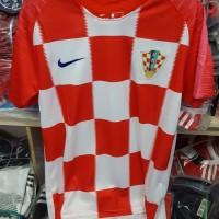Jersey Kaos Baju Bola Kroasia Croatia Home World Cup Piala Dunia 2018