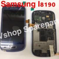 Lcd Touchscreen Samsung I8190 Galaxy S3 Mini Blue