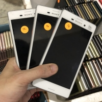 Sony xperia m4 aqua dual bekas second fullset