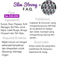 slim strong+ beauty fast product