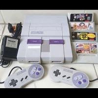 Jual Super nintendo/SNES/Nintendo/Classic console Murah
