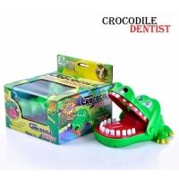Mainan Anak CROCODILE DENTIST GAME / MAINAN GIGI BUAYA - GIGIT BUAYA
