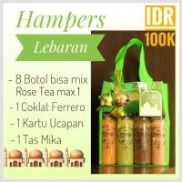 Jual Hampers Lebaran EMAS Thai Tea 8 botol Murah