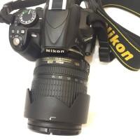 Kamera Nikon D3100 dan 18-105 Nikon Lens